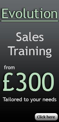 Evolution Sales Training